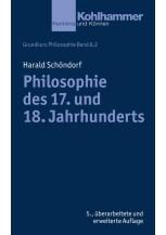 Philosophie des 17. und 18. Jahrhunderts