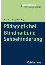 Pädagogik bei Blindheit und Sehbehinderung