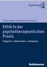 Ethik in der psychotherapeutischen Praxis