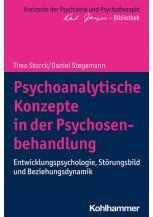 Psychoanalytische Konzepte in der Psychosenbehandlung