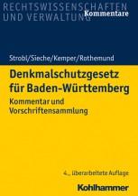 Denkmalschutzgesetz für Baden-Württemberg