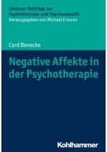 Negative Affekte in der Psychotherapie