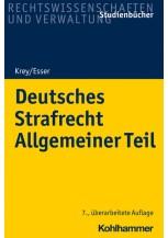 Deutsches Strafrecht Allgemeiner Teil