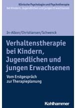 Verhaltenstherapie bei Kindern, Jugendlichen und jungen Erwachsenen