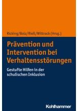 Prävention und Intervention bei Verhaltensstörungen