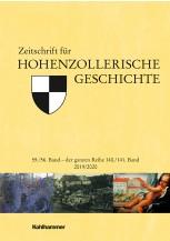 Zeitschrift für Hohenzollerische Geschichte