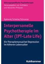 Interpersonelle Psychotherapie im Alter (IPT-Late Life)