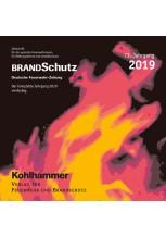 BRANDSCHUTZ 2019 CD-ROM