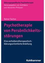 Psychotherapie von Persönlichkeitsstörungen
