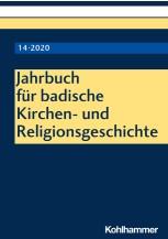 Jahrbuch für badische Kirchen- und Religionsgeschichte