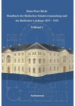 Handbuch der Badischen Ständeversammlung und des Badischen Landtags 1819-1933