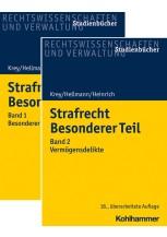 Strafrecht - Besonderer Teil Bd. 1 + Bd. 2 - Paket