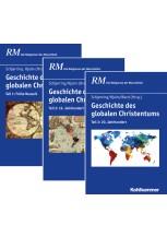 Geschichte des globalen Christentums, Teil 1-3 - Paket