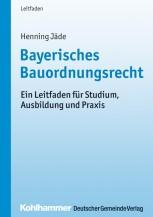 Bayerisches Bauordnungsrecht