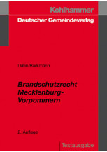 Brandschutzrecht Mecklenburg-Vorpommern